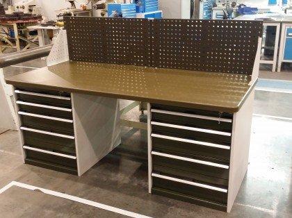 Workbench with Polyurethane Worktop
