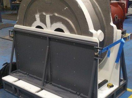 Heavy Duty Metal Pallet for Unstable Load
