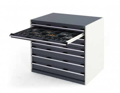 Cubio Drawer Cabinets