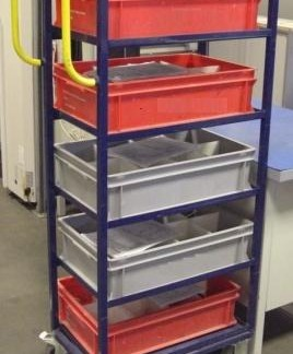 Euro Container Trolley