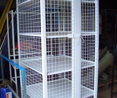 Mobile Cages