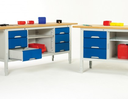 Verso Work Benches